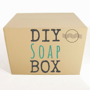 Single DIY Soap Boxes