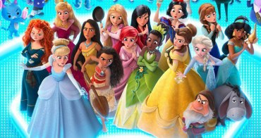 迪士尼「沒有爆紅的公主」到底有幾個?每一位都比《白雪公主》強多了! - 動漫的故事