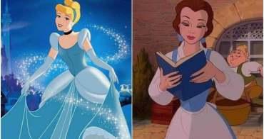 「迪士尼公主如果互相吐槽,會發生什麼事?」貝兒竟然狠嗆灰姑娘沒腦子... - 我們用電影寫日記