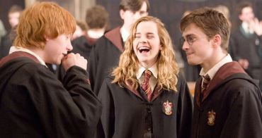 《哈利波特》電影中,最讓粉絲「大快人心」的 5 個場面! - 我們用電影寫日記
