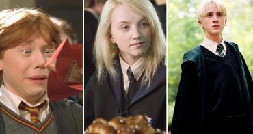《哈利波特》你沒發現那些超越主角存在的配角們- 我們用電影寫日記