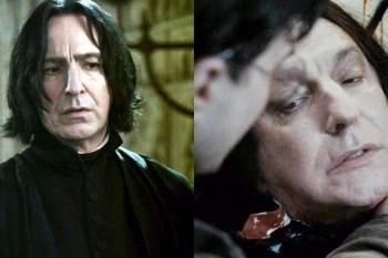 《哈利波特》結局中,為何石內卜在巨蛇納吉尼面前,毫無還手之力? - 我們用電影寫日記