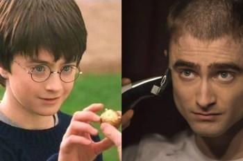 《哈利波特》演完哈利波特就墮落了?丹尼爾其實比你知道的有趣!- 我們用電影寫日記