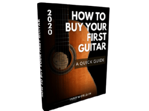 How to buy your first guitar Free Ebook