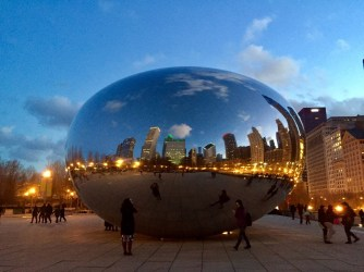 Bean by night