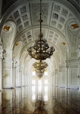The Georgievsky Hall of the Grand Kremlin Palace