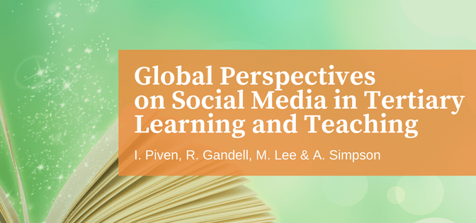 Global Perspectives on Social Media in Tertiary Learning and Teaching