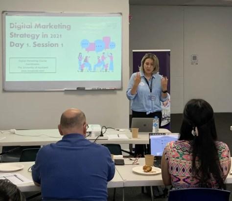 digital marketing strategy workshop