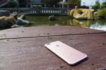 【Apple】不只開箱,實際測試Apple Iphone 7 PLUS令人驚豔的景深效果。