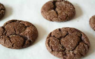 Mexican Spice Chocolate Cookies