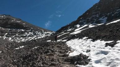 Ostatnie podejście na szczyt