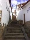 Duże ilości schodów na raz