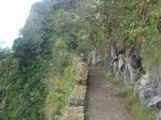 Droga do Mostu Inków