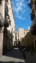 Barcelońskie uliczki