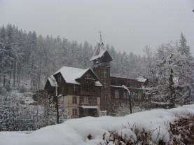 Międzygórze zimą - Gigant