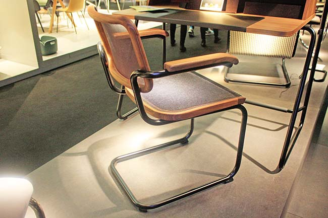 Thonet Workplace Holz Stahl