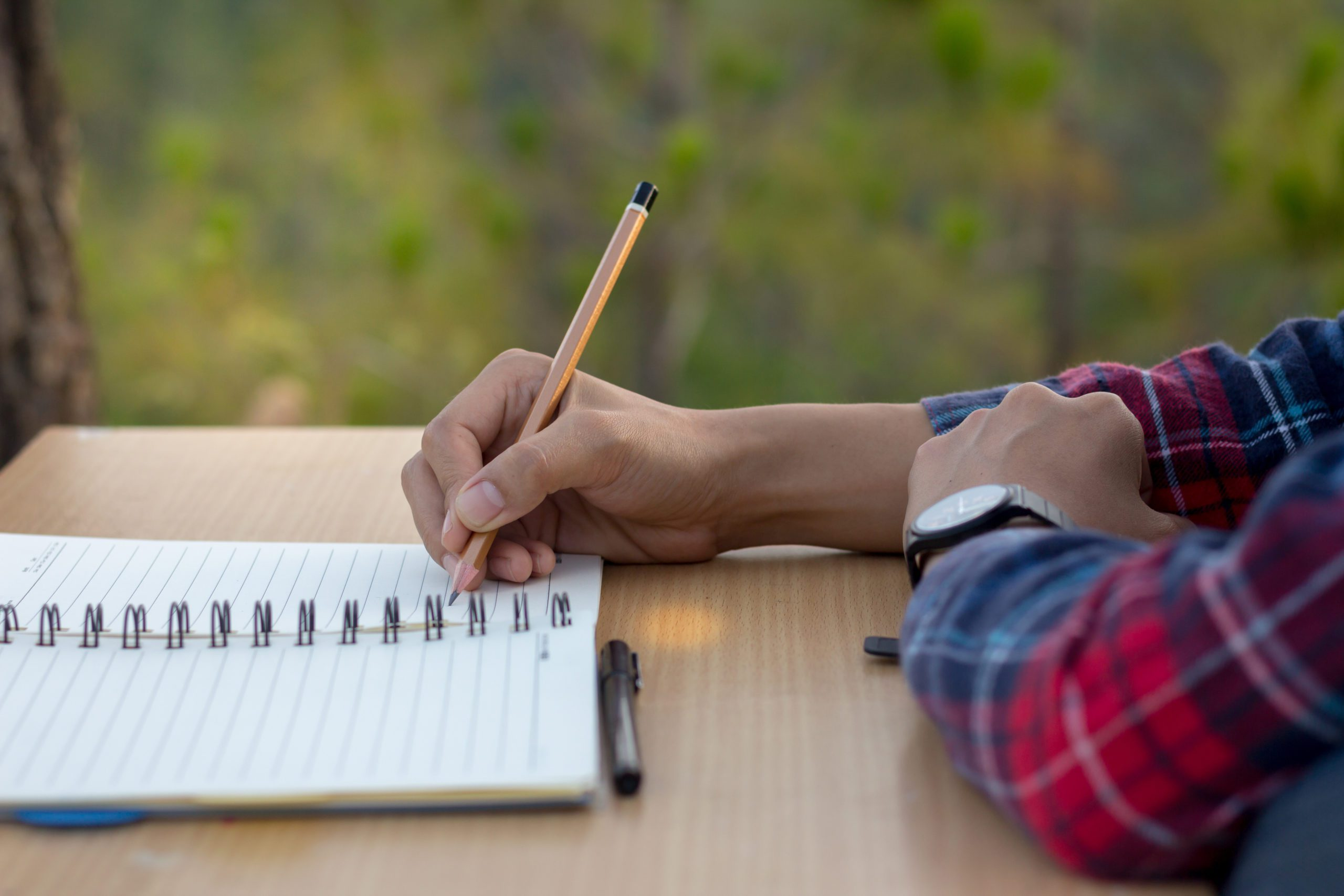 Using Poetry To Combat Anxiety