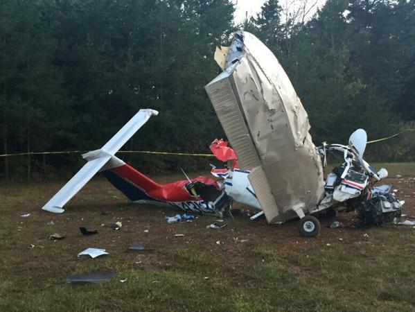 PA-38 crash