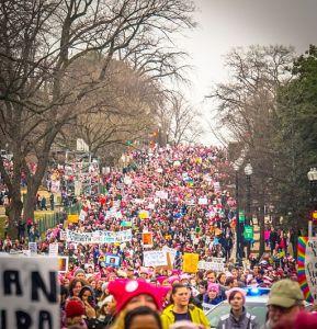 Women's March Washington, DC