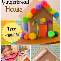 'Gingerbread house' ideas...