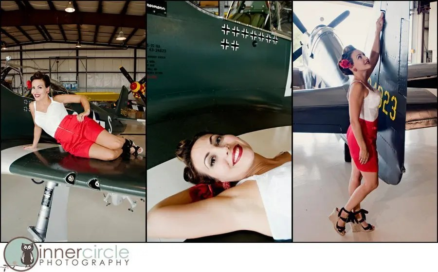 aa3 A Classic Beauty - Pin Up Photography