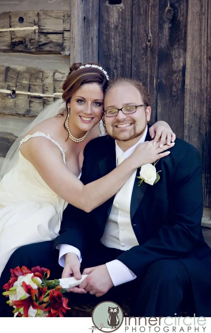 MJWED799 Jeff and Megan MARRIED!