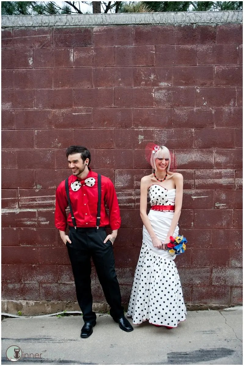 StyleSESSION0271 Scott Pilgrim Wedding - Styled Shoot