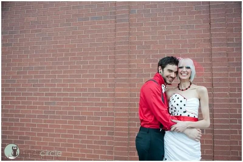 StyleSESSION0322 Scott Pilgrim Wedding - Styled Shoot