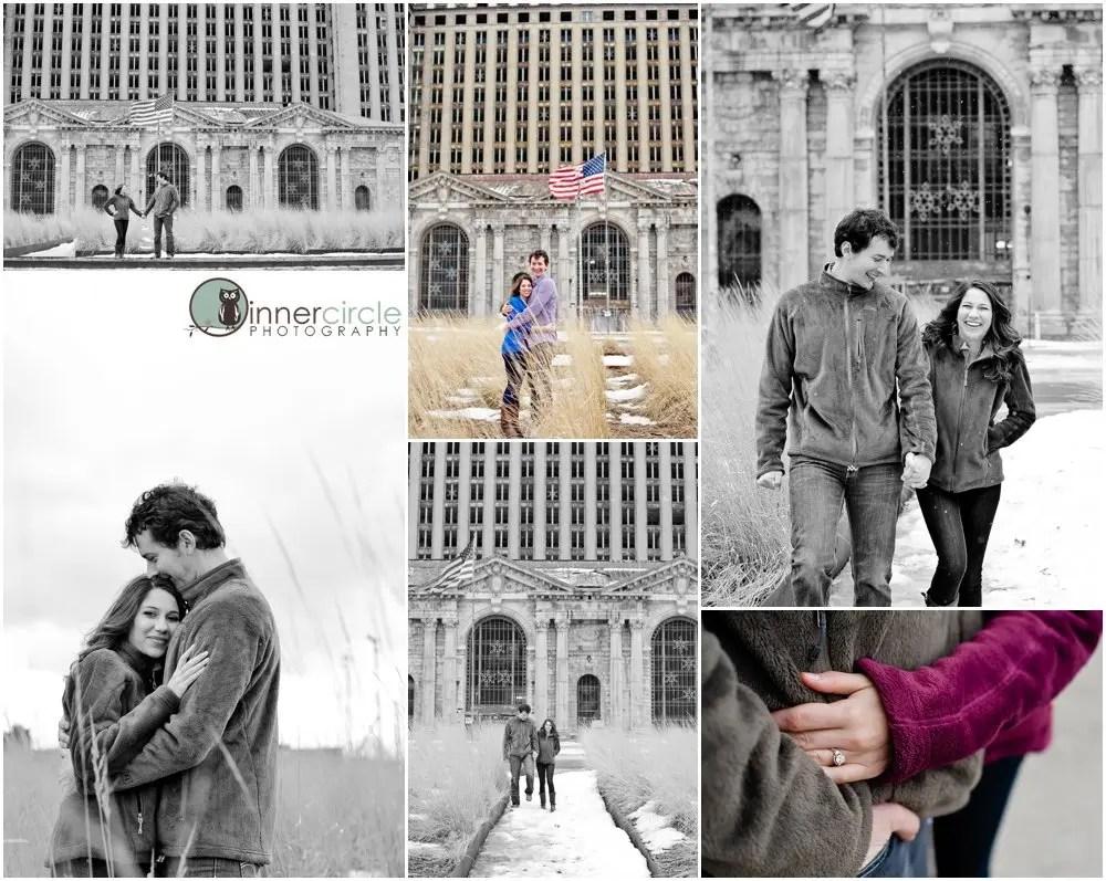 MiguelMariaENG007 Engagement - Wedding  Michigan Photography