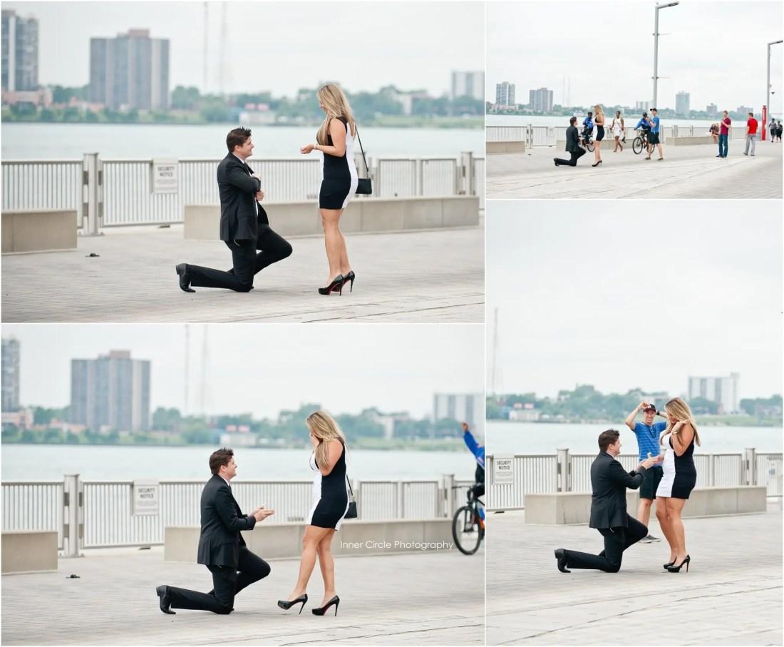 robbiancaPROPOSAL009 Rob + Bianca :: A Detroit Proposal