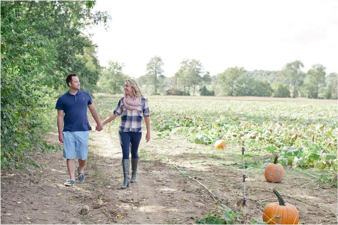 patrachael_ENG_Spicers_Apple_Orchard_InnerCirclePhoto_033 Engagement - Wedding  Michigan Photography