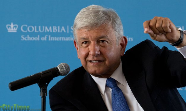 AMLO en New York
