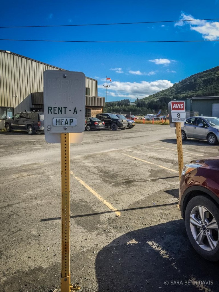 Kodiak Island Car Rental Rent-a-Heap