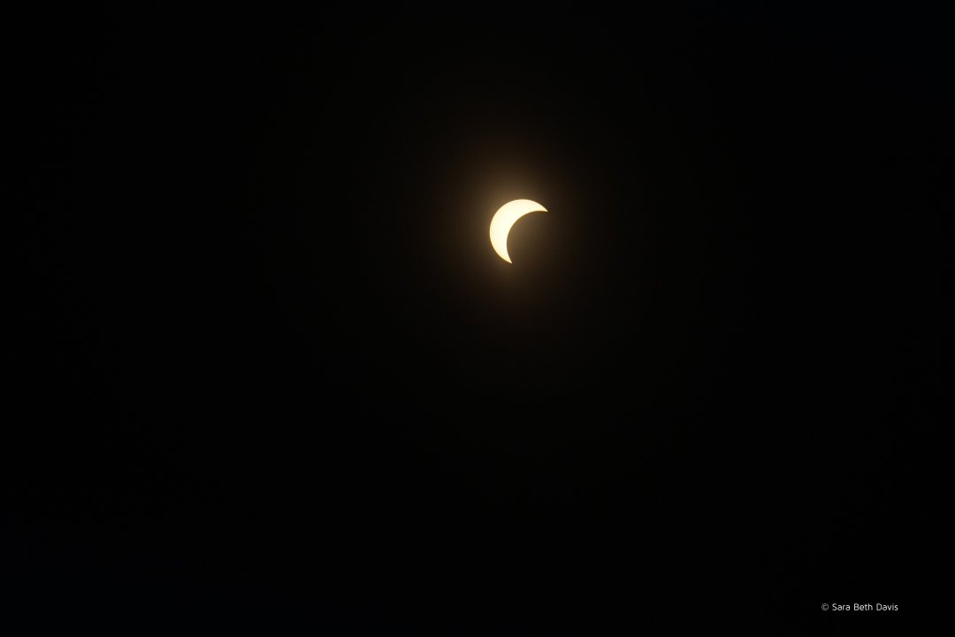 2017 Solar Eclipse Northern Virginia