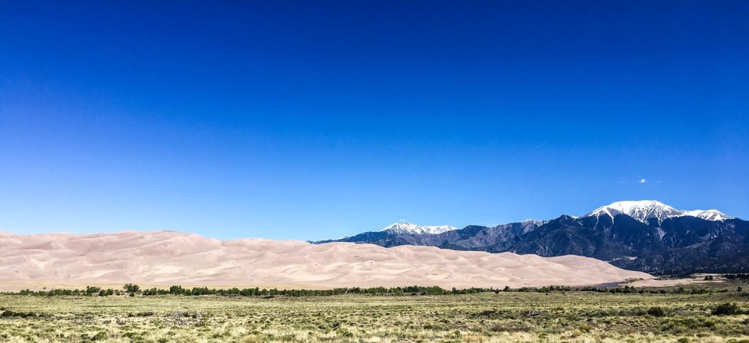 Great Sand Dunes National Park // Copyright Bill Sycalik // Used with permission.