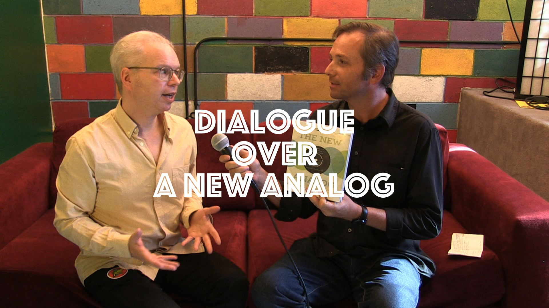Dialogue Over A New Analog, InnerEdgeMusic.com