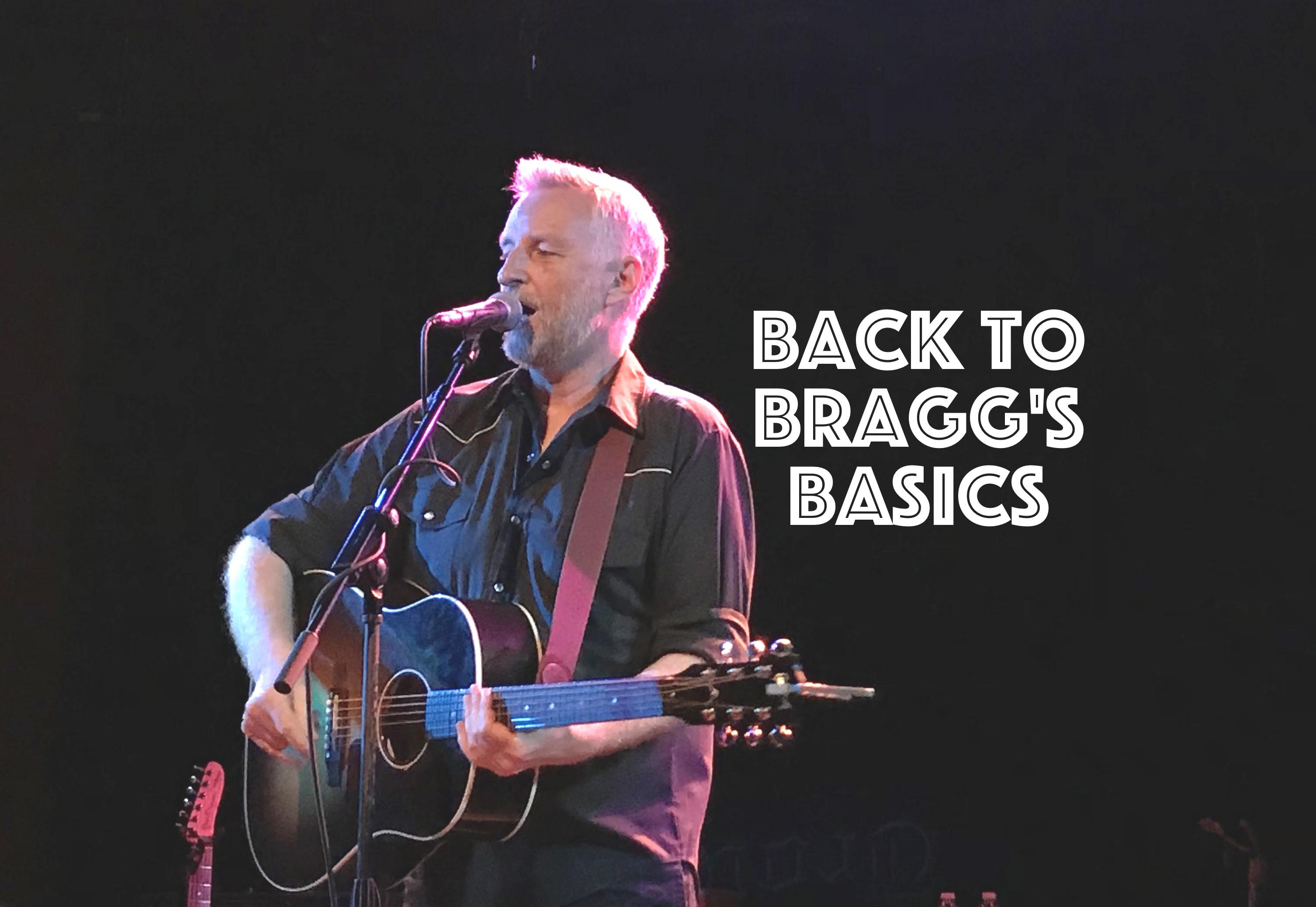 Back To Bragg's Basics, InnerEdgeMusic.com .
