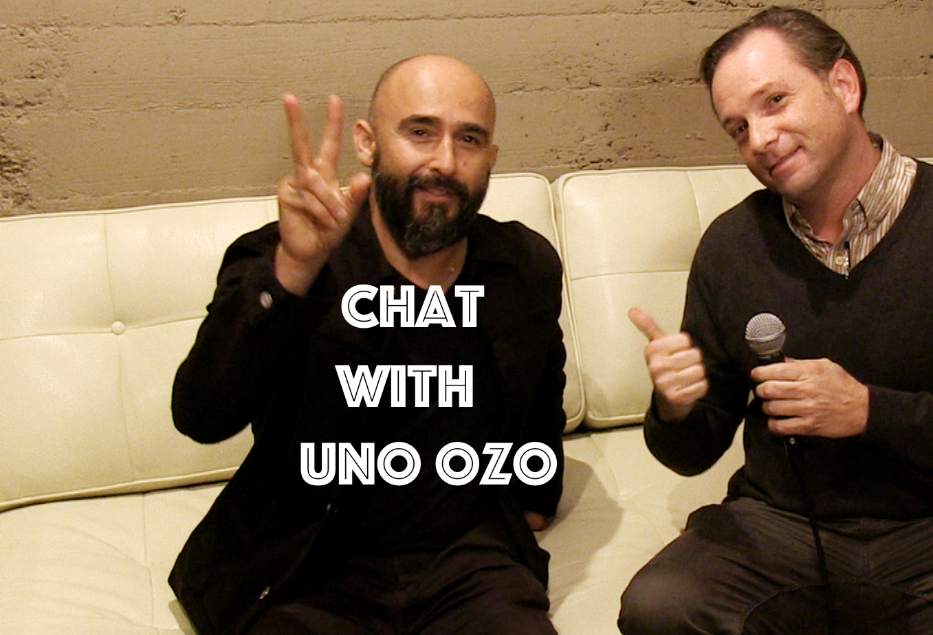 Chat With Uno Ozo, Raul Pacheco Interview, InnerEdgeMusic.com .