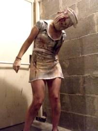 Bubble Head Nurse - SH2