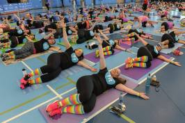 Workout to Conquer Cancer