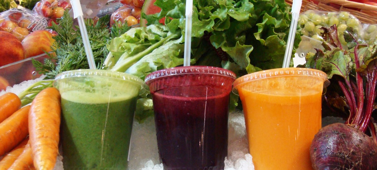 Discover a Love for Juicing