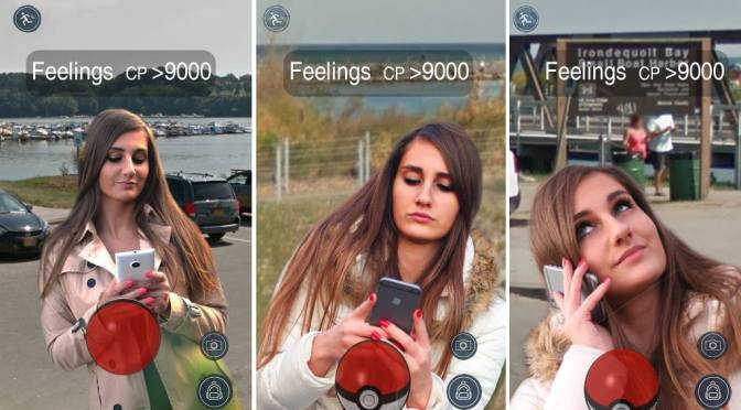 "Pokémon GO Player Finally Catches ""Feelings"" At Sea Breeze Pier"
