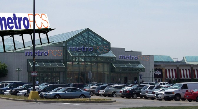 Greece Ridge Mall Officially Converts Entire Plaza To Large MetroPCS Store