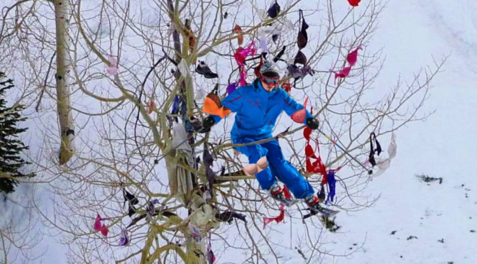 Skier Gets Tangled in Bras After Falling Out of Lift at Bristol Mountain