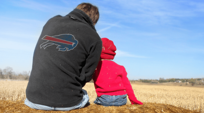 Dad Who Remembers Every Bills Draft Pick For the Past Decade Forgets Son's Birthday
