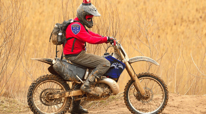 To Curb City-Wide Problem, RPD to Start Riding Dirt Bikes to Make Them Uncool