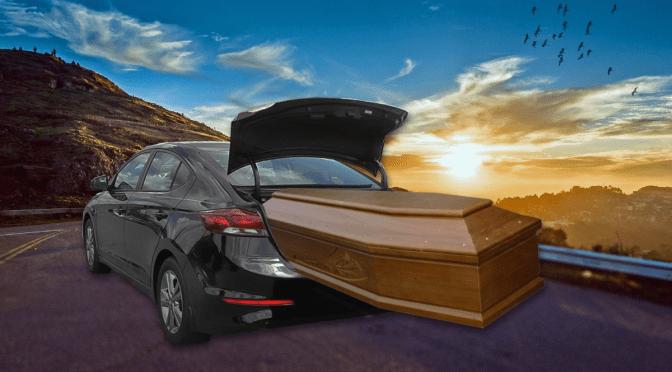 Billy Fuccillo's Hearse Will Be a Pre-Owned, Low-Mileage Hyundai Elantra