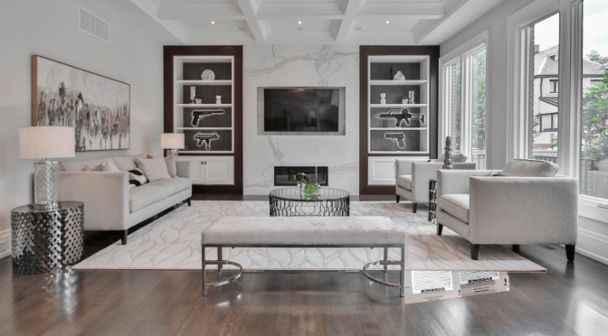 Mayor Warren's House Listing Highlights Ample Gun Storage And Rugs 'Perfect To Brush Scandals Under'