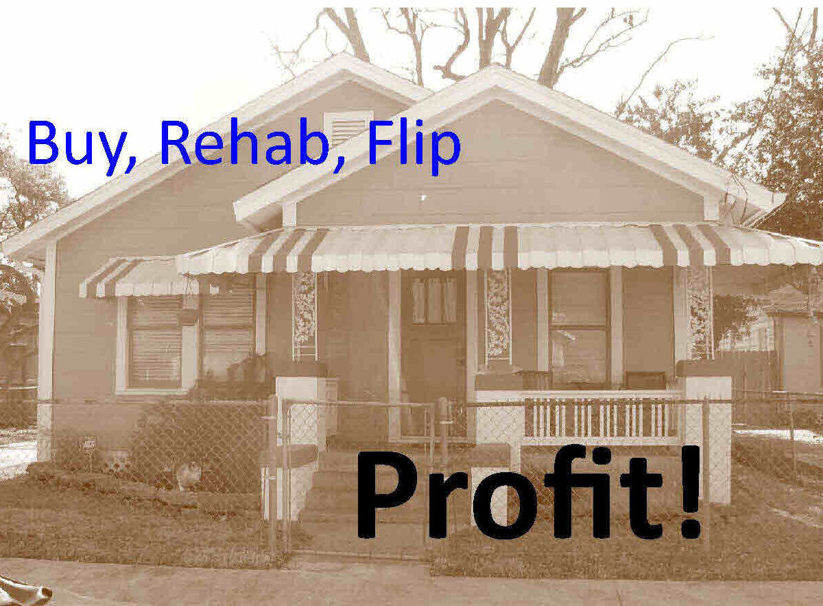 Learn from a flipping pro ray mcmillan mortgage team for Is flipping houses easy