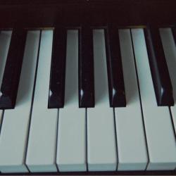 Individual Piano Pieces